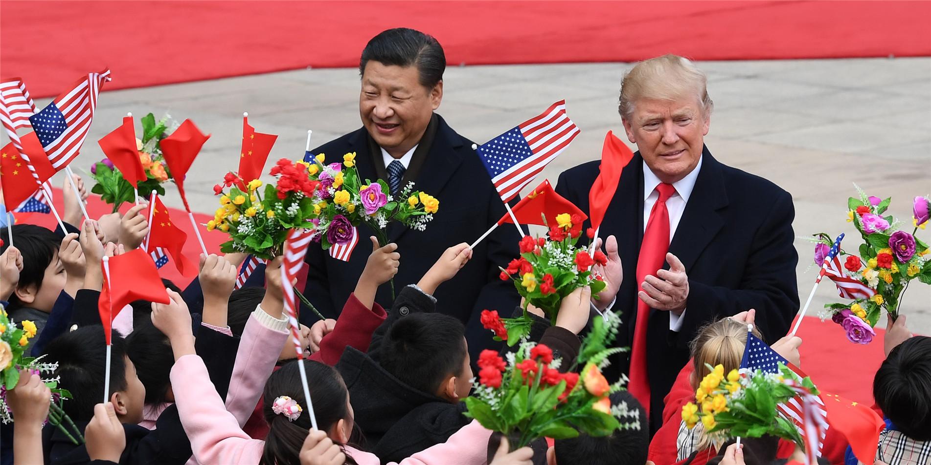 合作是中美兩國唯一正確選擇,共贏才能通向更好未來。