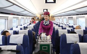 西成高鐵進入全線拉通試驗階段