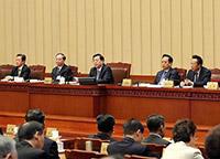 十二屆全國人大常委會第三十次會議在京舉行 學習貫徹黨的十九大精神