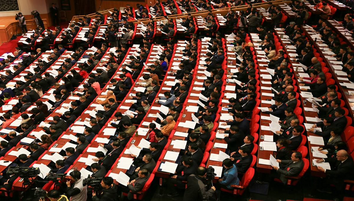 福建省政協十二屆一次會議25日開幕