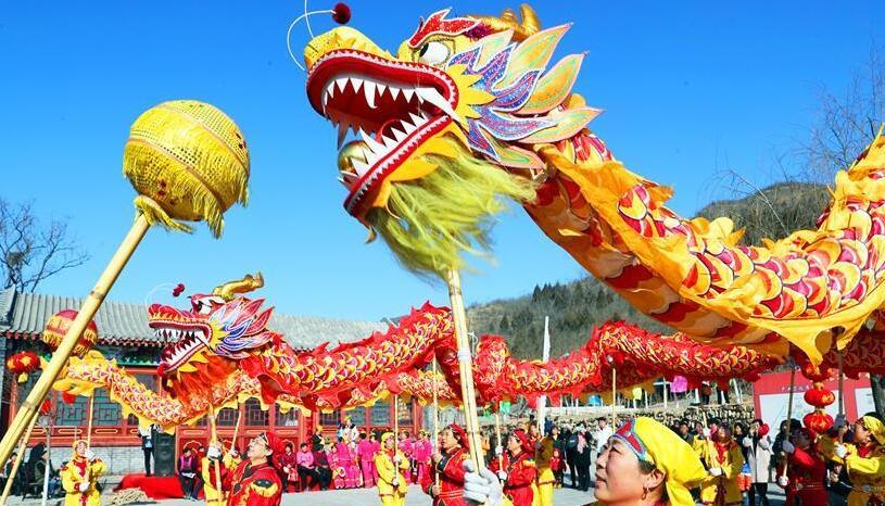 民俗文化鬧新春