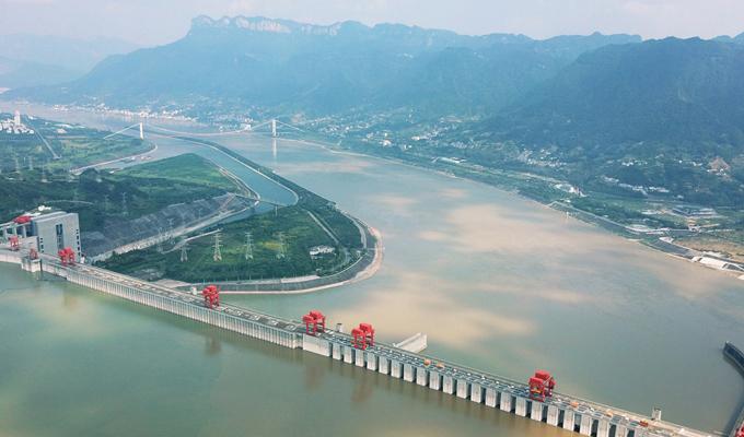 新華網航拍:長江經濟帶之湖北篇