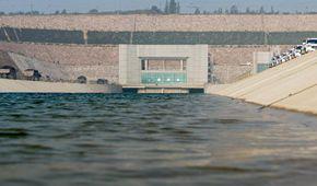 南水北调输水主干渠如何穿越黄河