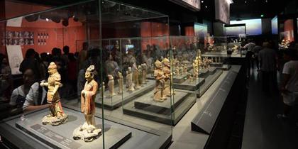 陕西历史博物馆《陕西古代文明》展览全新亮相