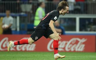 【世界杯】克羅地亞隊淘汰英格蘭隊 首進決賽