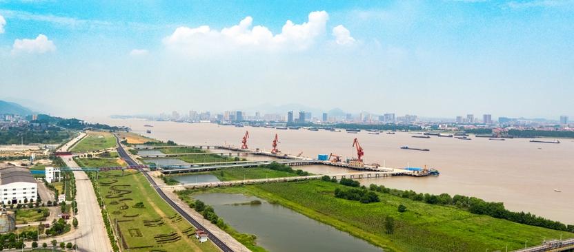 深入推動長江經濟帶發展 打造經濟高質量發展的強勁引擎