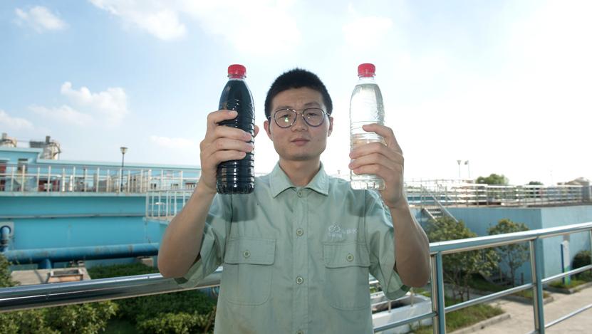 """""""大染缸""""的水清了——太湖南岸吴兴砂洗印花行业转型记"""