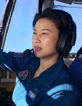 陈金兰:运-9唯一女机长