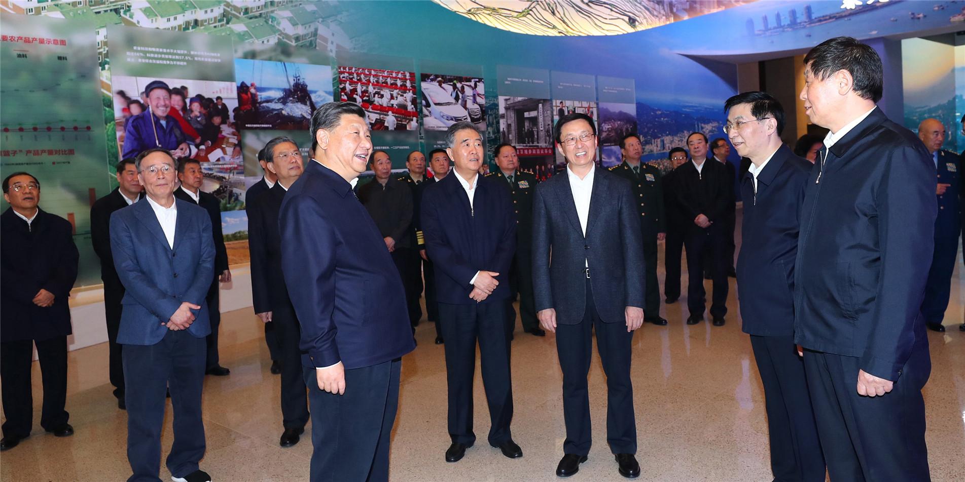 中国特征社会主义肯定会迎来越发优美的来日诰日。