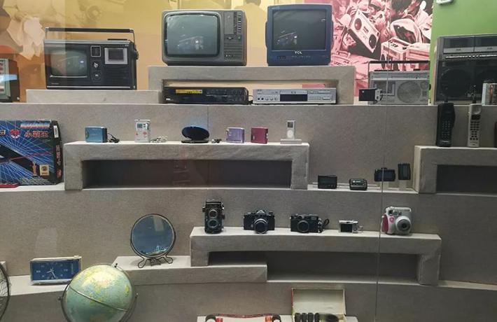小視頻帶你逛改革開放40年展覽