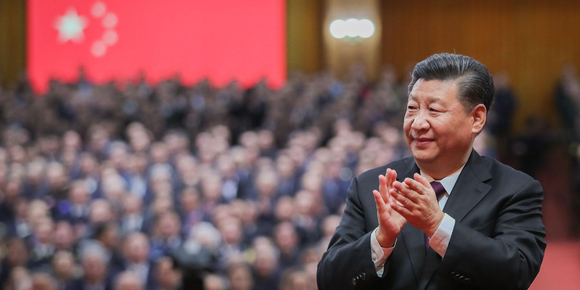 我们为创造了人间奇迹的中国人民感到无比自豪、无比骄傲!
