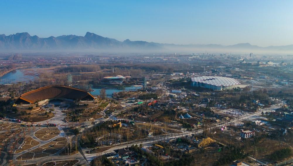 倒計時一個月!世園會邀你來北京赴這場綠色之約