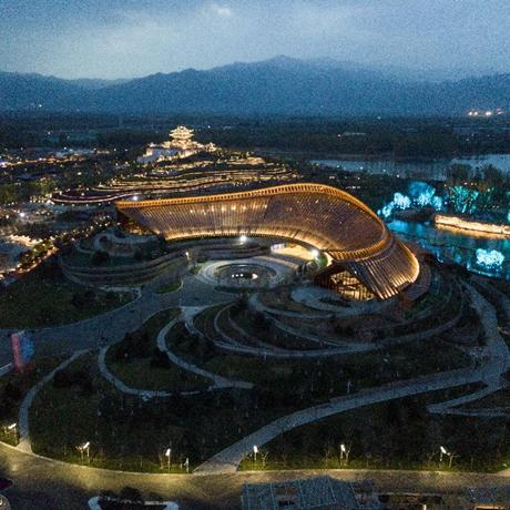 中國館是如何設計出爐的