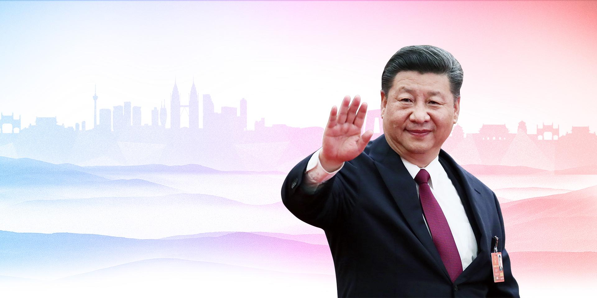 新时代中国青年要勇于砥砺奋斗。