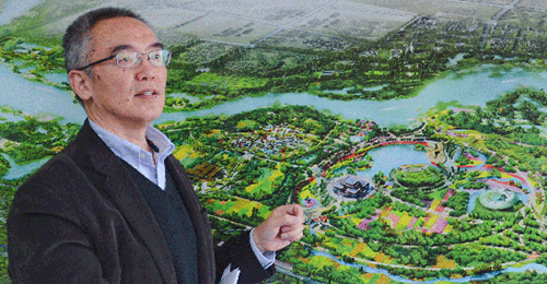 胡潔:每一個細節都展示中國綠色發展的努力
