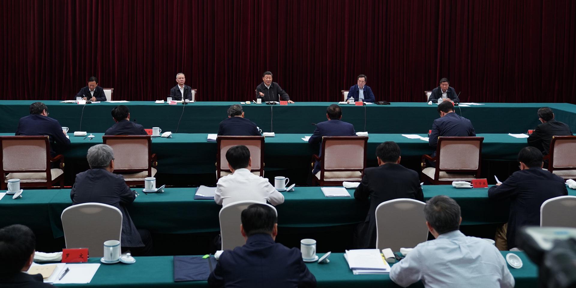 推动中部地区崛起是党中央作出的重要决策。