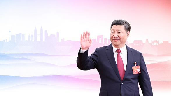 """習近平的2019·五月:處處見""""初心"""""""