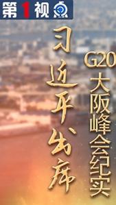 第1視點|習近平出席G20大阪峰會紀實
