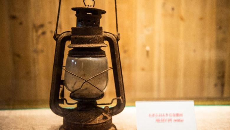 长征路上,那一盏盏马灯