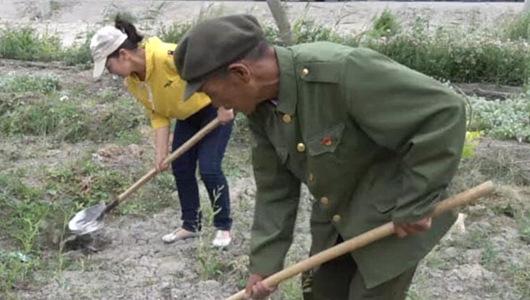 """徵戰""""沙場""""60載 老兵王成幫的綠色邊疆夢"""