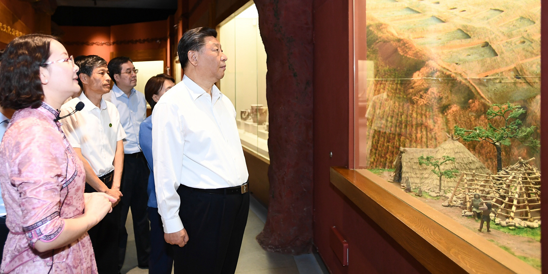 博物馆是保护和传承人类文明的重要殿堂。