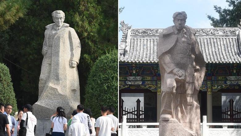"""""""不能忘本,不能吃老本""""——刘志丹、谢子长后人忆初心"""