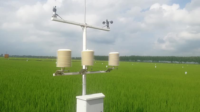 """從""""靠天吃飯""""到""""看天管理""""——黑龍江創新氣象為農服務體係觀察"""
