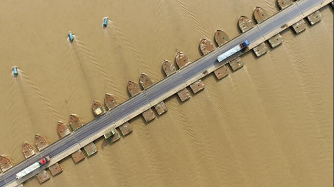 大河奔流書寫綠色發展畫卷——黃河連續20年不斷流啟示
