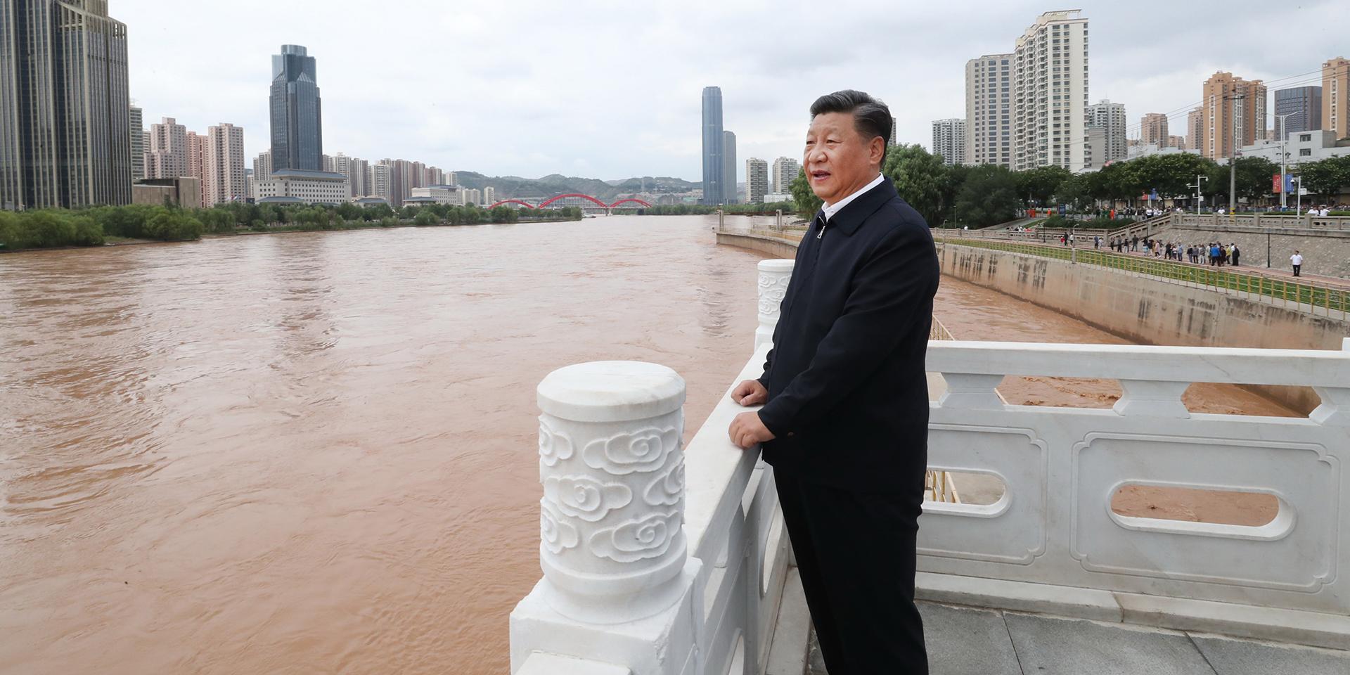 保护好中华民族精神生生不息的根脉。
