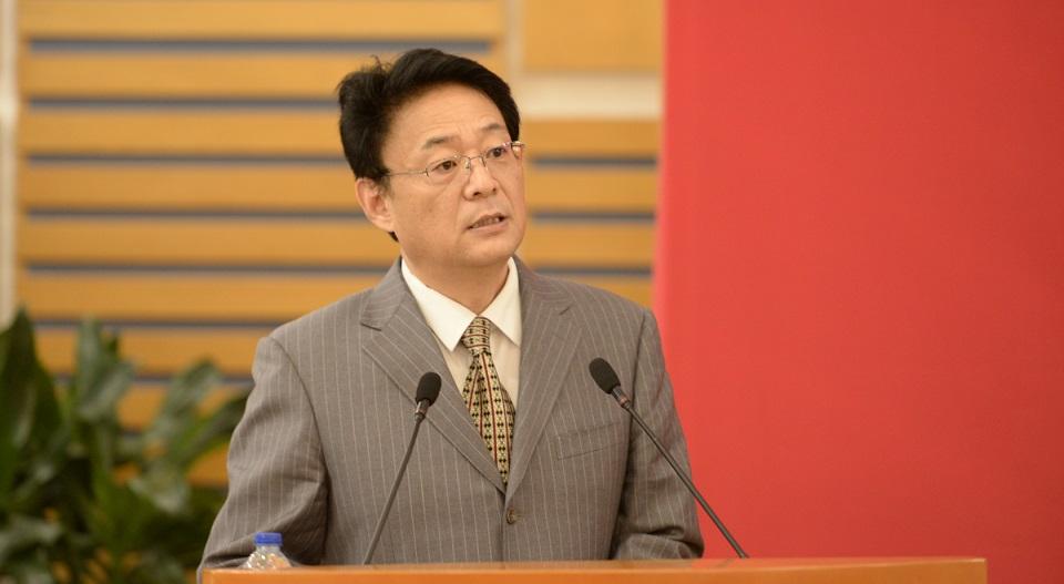 外研社副社长刘捷
