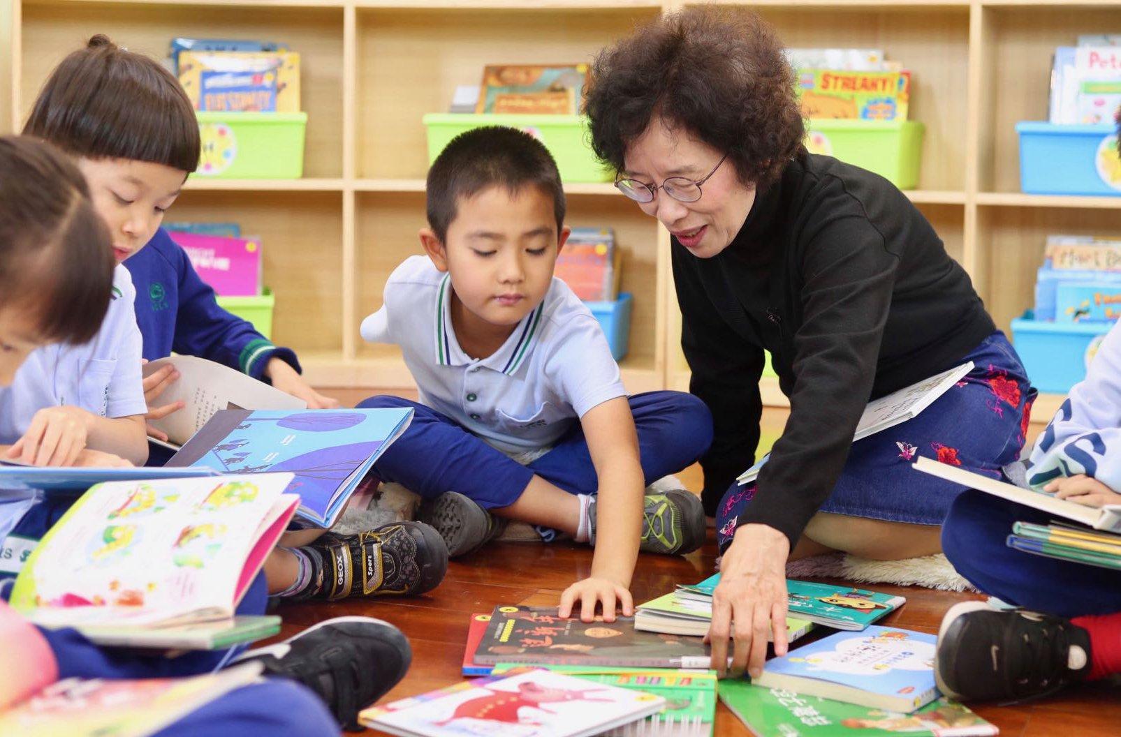 封莉容:敬畏教育 以愛傳承