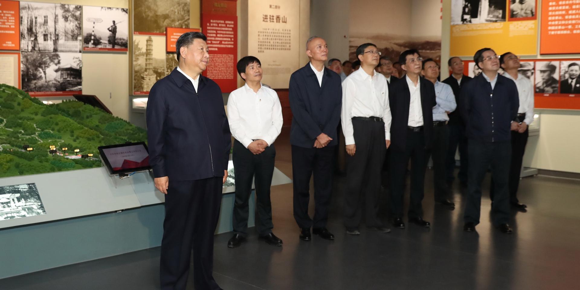 展望未来,中国的发展前景无限美好。