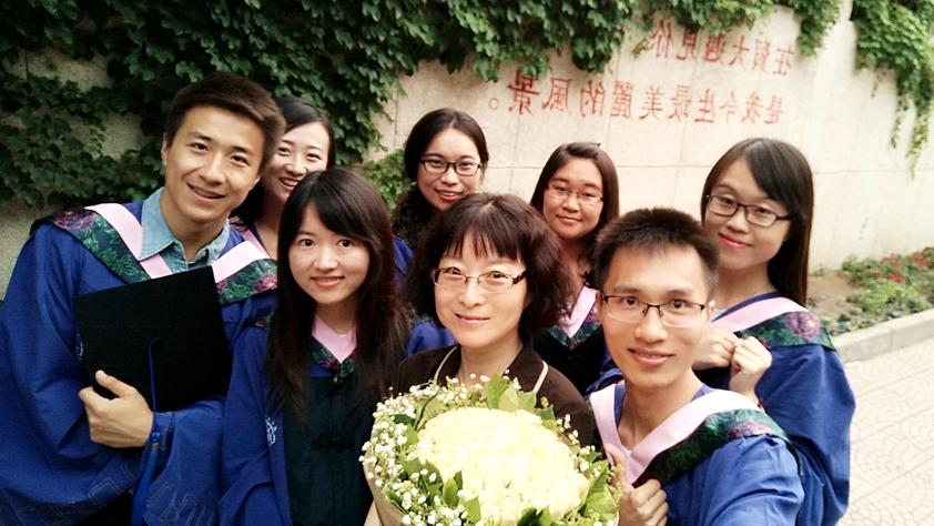 """""""最好的思念,就是活成'她'""""——記對外經濟貿易大學教授于瑾"""