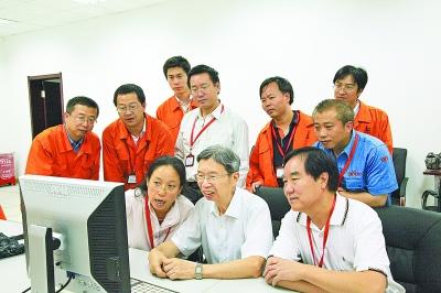 春風化雨育棟梁——記中國科學院院士陳俊武