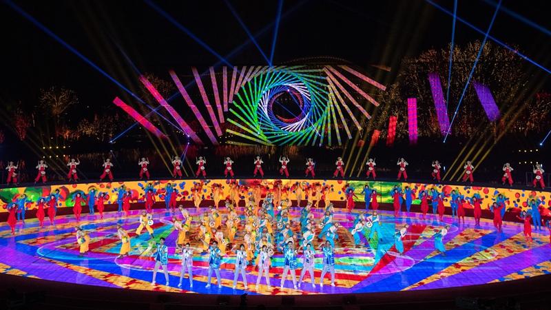 2019年中國北京世界園藝博覽會閉幕式在京舉行