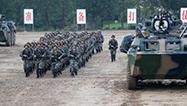 堅定制度自信 建設一流軍隊