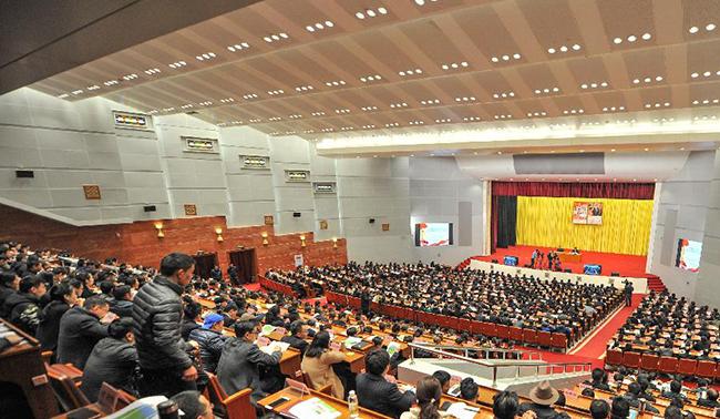 学习贯彻党的十九届四中全会精神中央宣讲团在西藏自治区宣讲