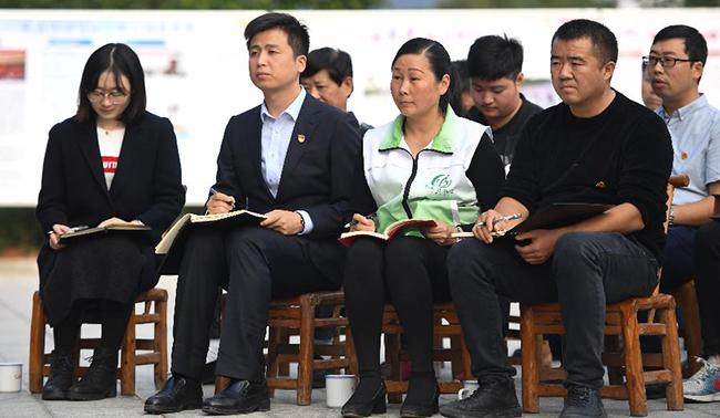 学习贯彻党的十九届四中全会精神中央宣讲团在湖南宣讲