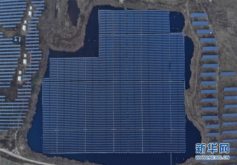 河北光伏發電裝機容量突破1360萬千瓦