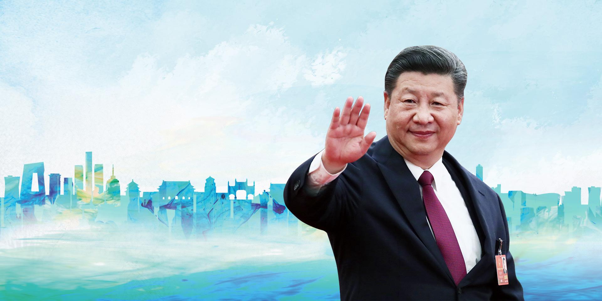 中国开放的大门不会关闭,只会越开越大!