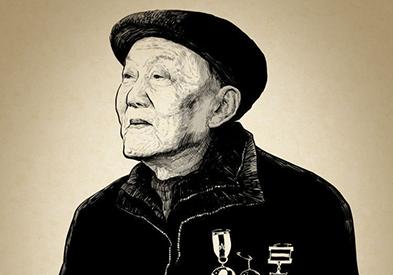 95岁老党员张富清的初心本色