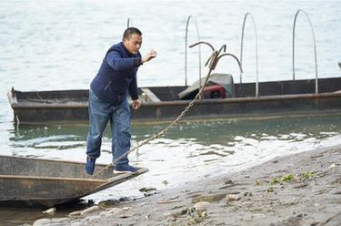重庆:退捕上岸 长江渔民赵泽伦的陆上新生活