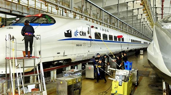 福建鐵路部門:保安全 迎春運