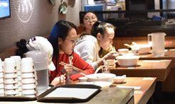 北京部分餐廳恢復堂食 分開文明就餐成共識