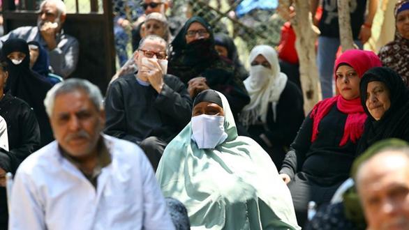 埃及確診病例增至1560例