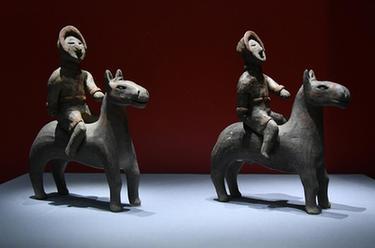 山東博物館秦文化大展即將展出