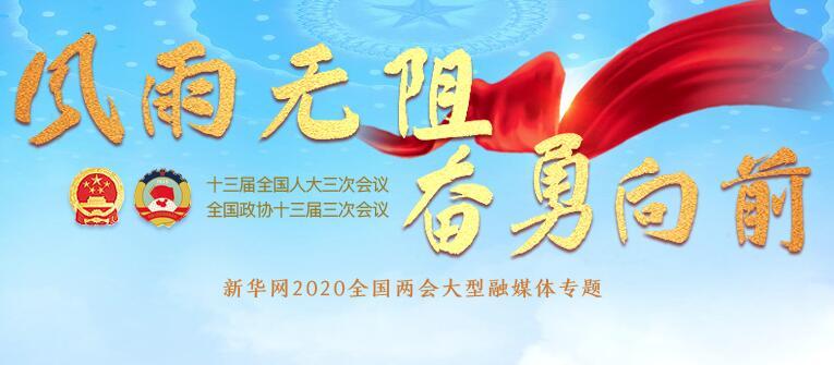新華網2020全國兩會專題
