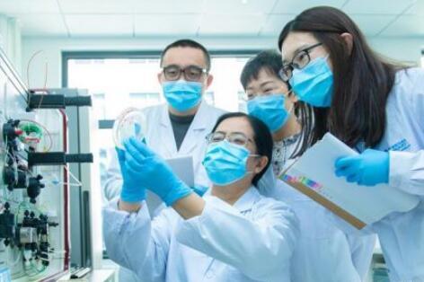 """新華網評:打造更具科技含量的""""健康之盾"""""""