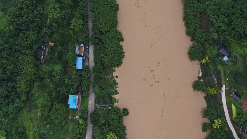 戰洪魔 保安全——近期防汛救災熱點觀察
