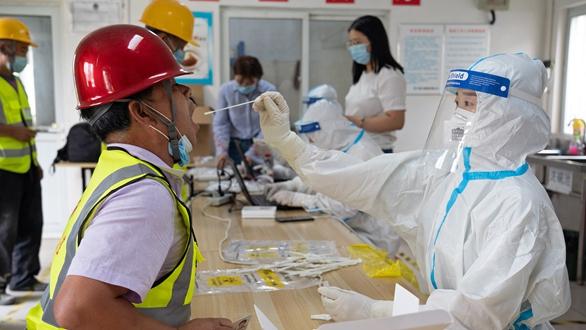 北京大興:加強建築工地人員核酸檢測